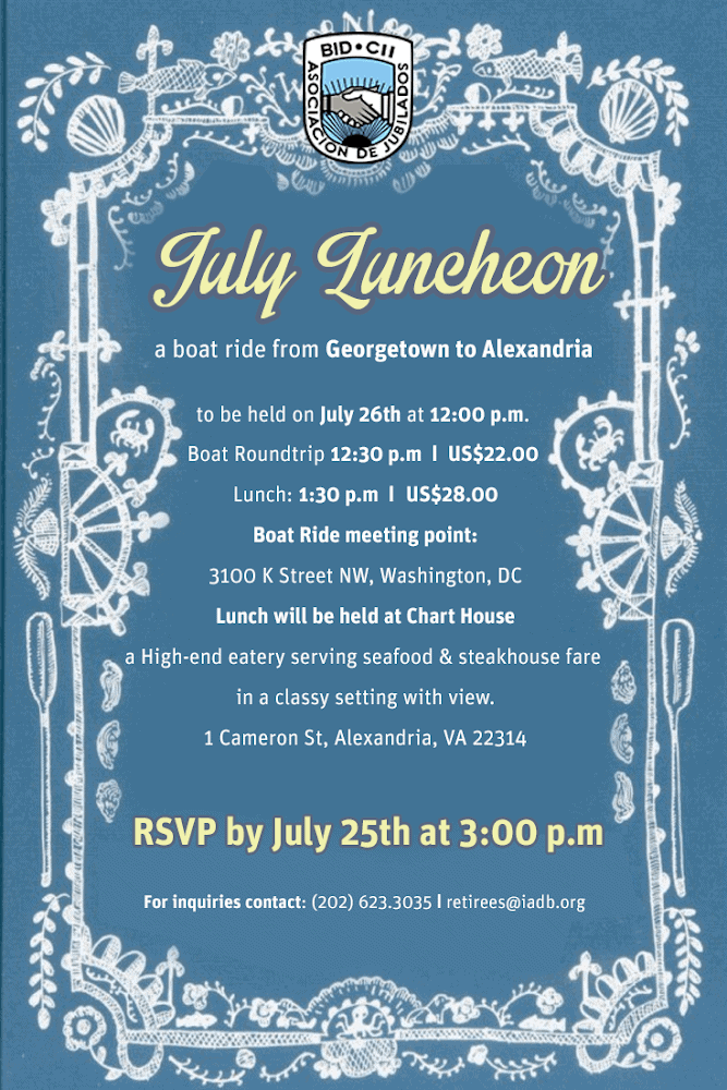 July Luncheon 2018